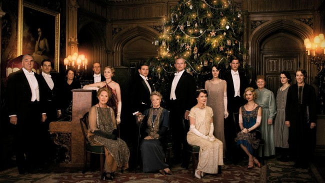 DowntonAbbeychristmas